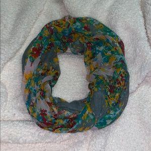 Spring infinity scarf (Scarf Sale!)